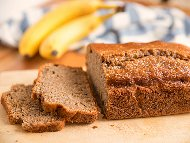 Рецепта Бананов хляб